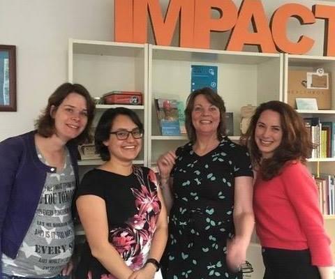 Training 'Impact Meten', Amsterdam | Team Impact,