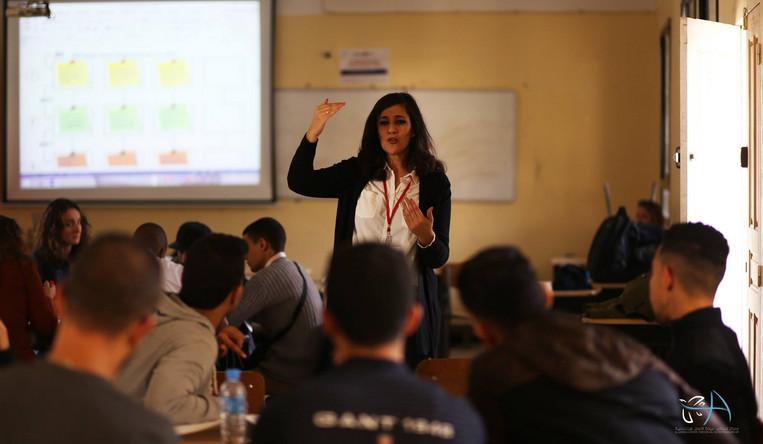 Start-ups en sociale ondernemers